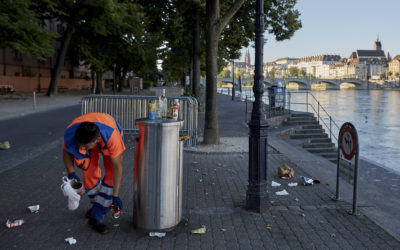 What is the impact of clean cities on the environment?
